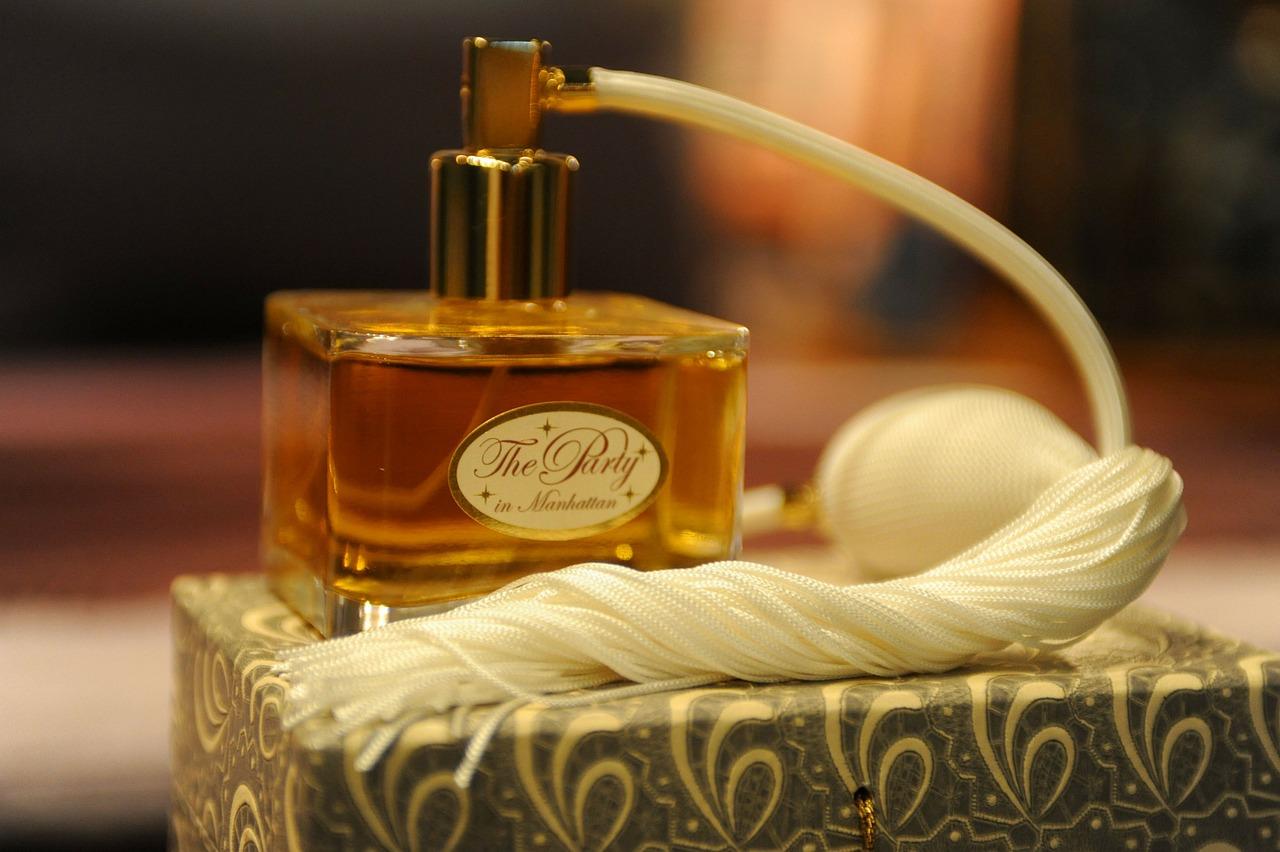 nalepki perfum