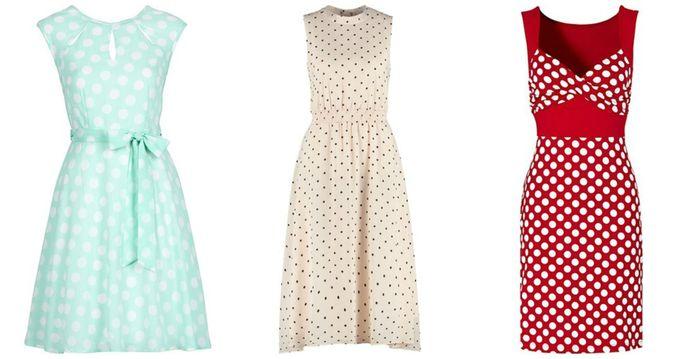 Sukienki w stylu pin-up