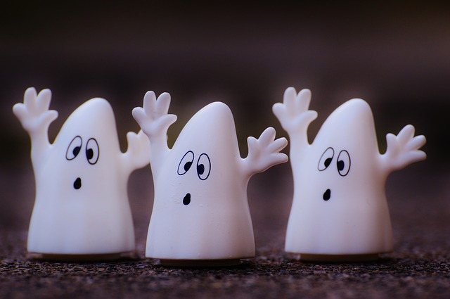 figurki duchów