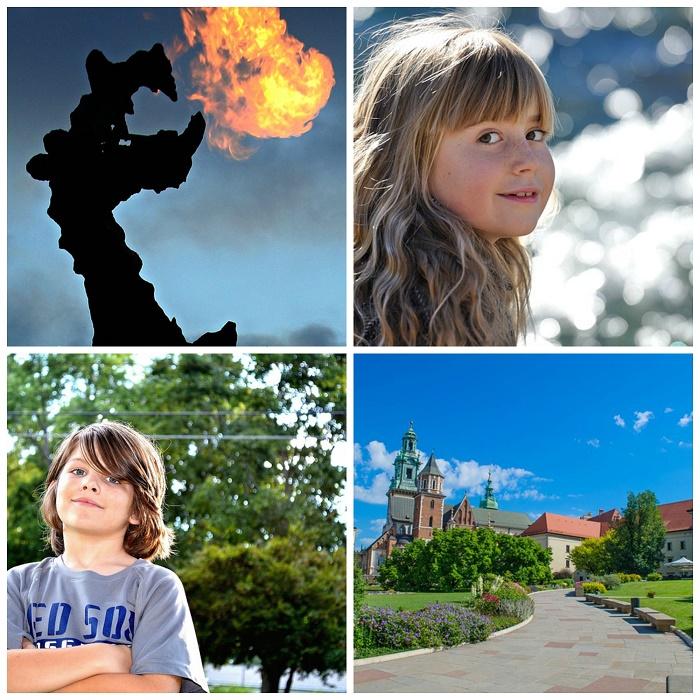 Dzieci Kraków