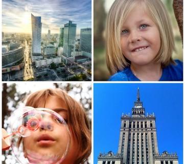 Dzieci Warszawa