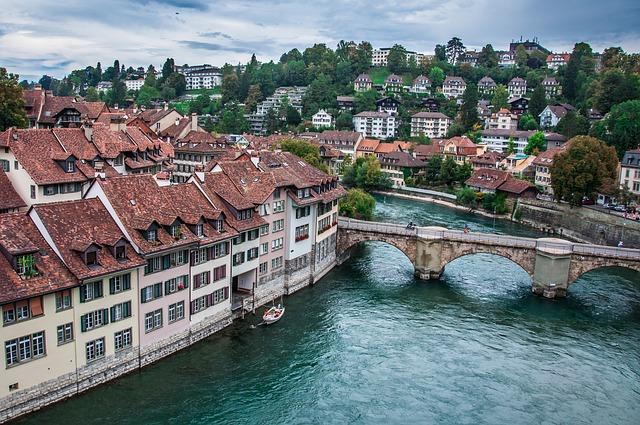 Berno- rzeka i Stare Miasto