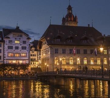 Lucerna w Szwajcarii