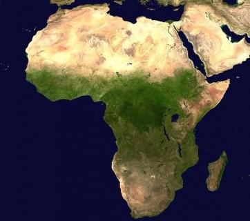kontynent Afryka
