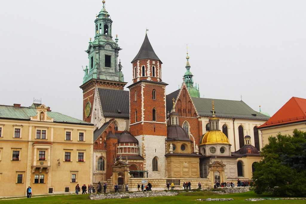 katedra w Krakowie
