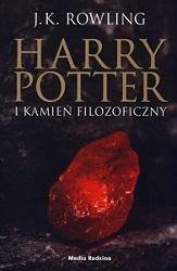 Harry Potter okładka powieści