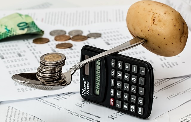 Kalkulator jako waga pieniędzy