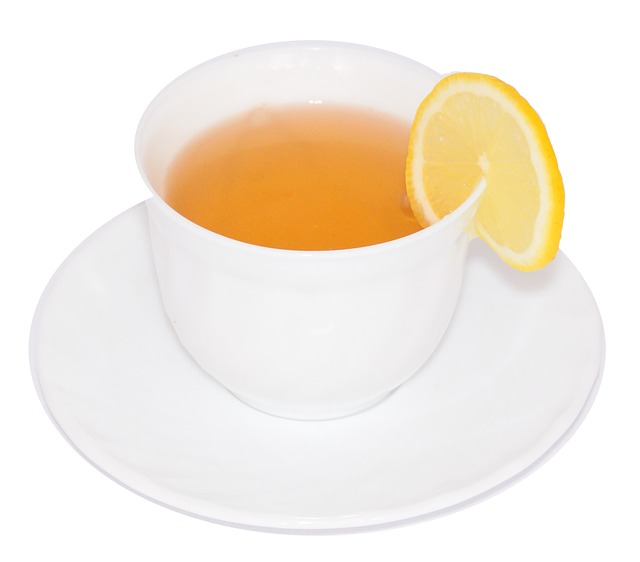 herbata cytrynowa