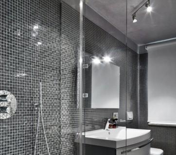 nowoczesna kabina prysznicowa