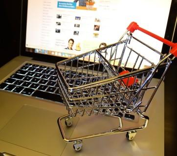 zakupy online laptop