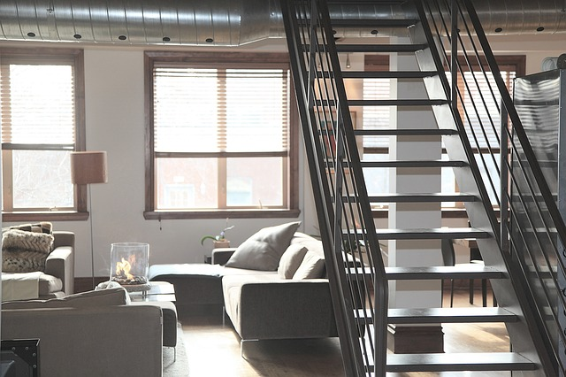 ładnie umeblowane mieszkanie
