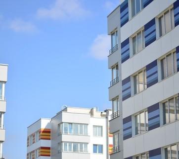 miejskie osiedle