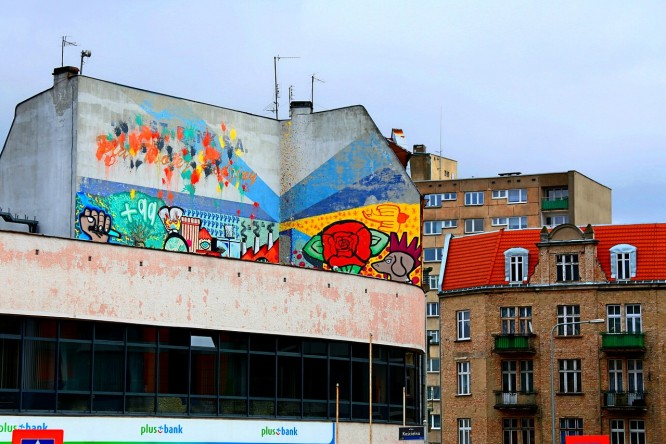 mural na jeżycach