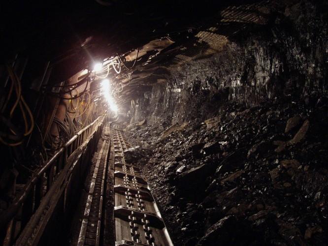 zabytkowa kopalnia