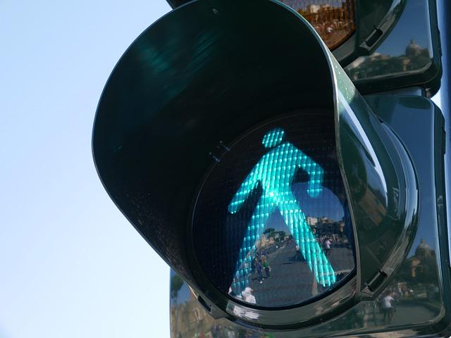 zielone światło