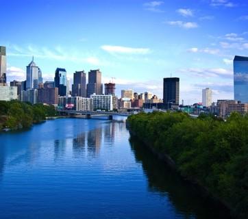 Panorama Filadelfii