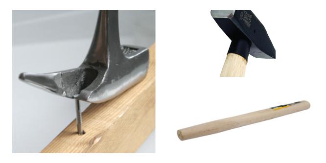 Szczegółowe elementy narzędzi ręcznych