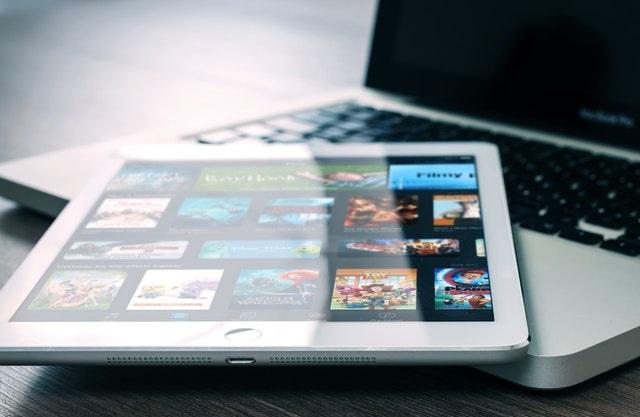 Laptop i tablet
