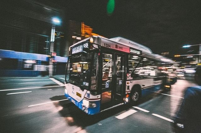 Autobus komunikacji miejskiej