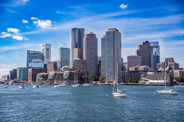 Panorama Bostonu
