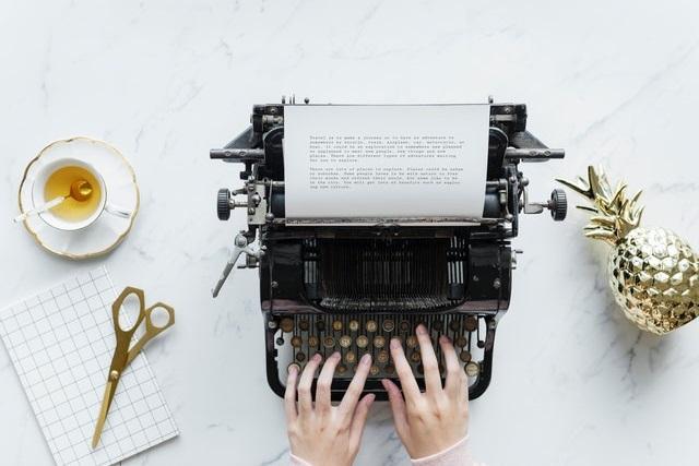 Pisanie na maszynie