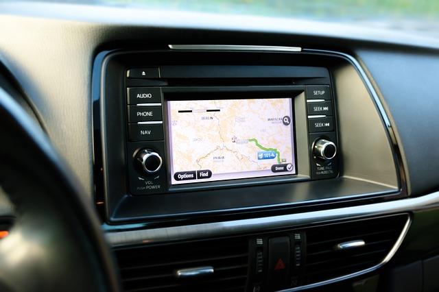 samochodowa nawigacja