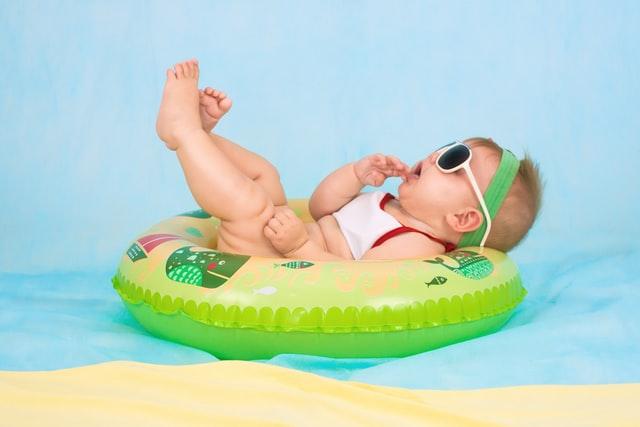 Dziecko i kąpiel, bezpieczne akcesoria